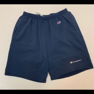 Vintage Champion Spell Out Shorts